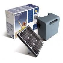 Kit solaire Nice Solemyo pour tous les automatismes en 24Volts