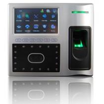 Pointeuse biométrique avec lecteur mifare + wifi + connecteur RJ45 et USB + Fonction multi-sites