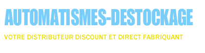 AUTOMATISMES-DESTOCKAGE.COM